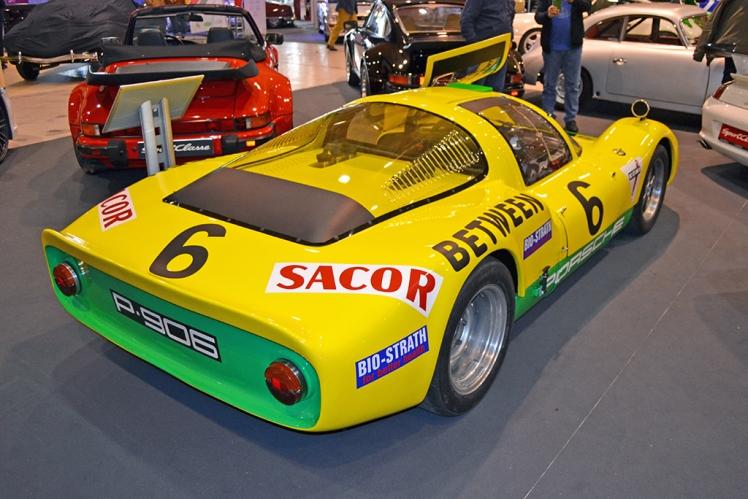 Porsche 906 (rear)