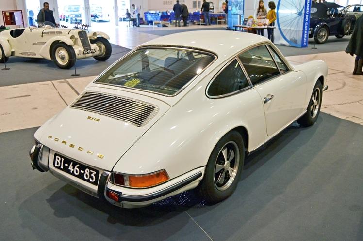 Porsche 911 E 2.2 (rear)