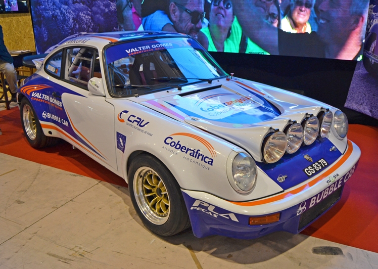 Porsche 911 racer