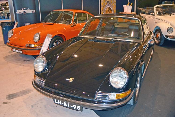 Porsche 911S 2.2