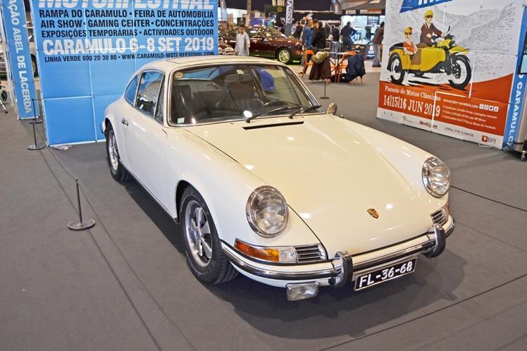Porsche 911T 2.2