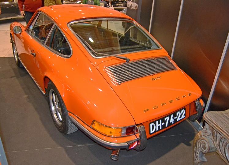 Porsche 911T (rear)