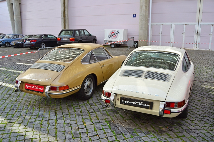 Porsche 912 (rear)