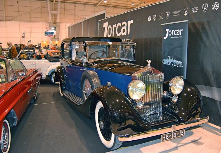 Rolls Royce 25 30