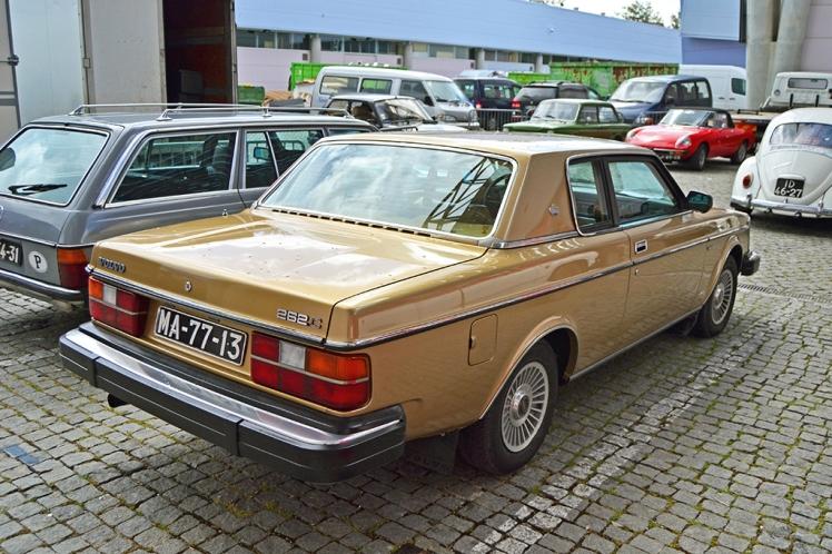 Volvo 262C (rear)