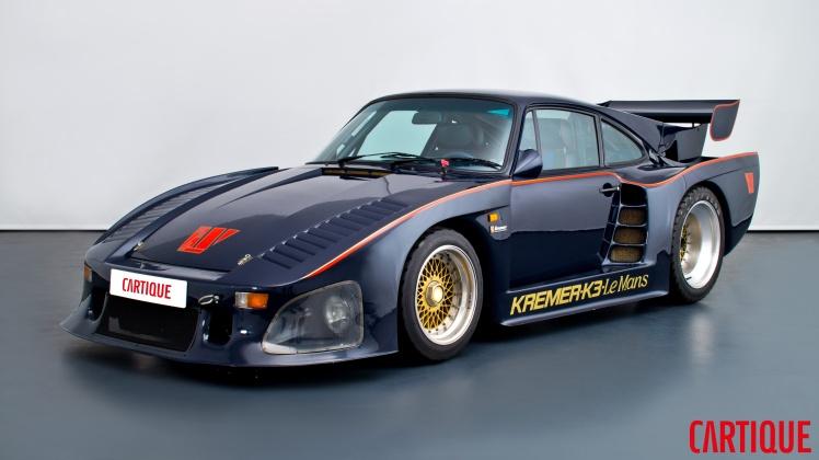 1979 Porsche 935 Kremer K3