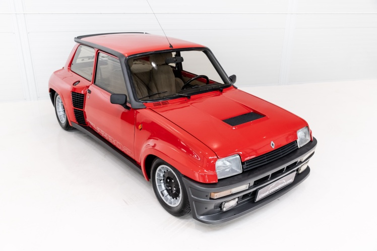 1985 Renault 5 Turbo II