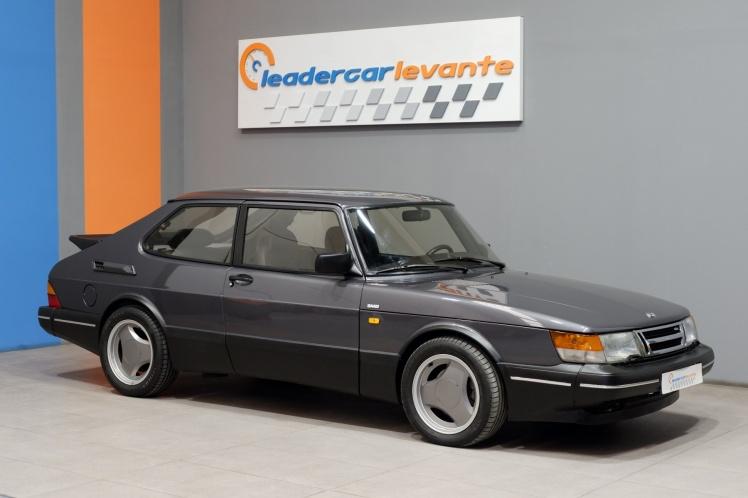 1991 Saab 900 Turbo 16S