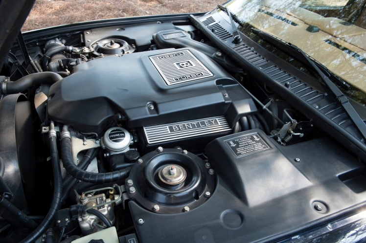 1996 Bentley Continental T (engine)