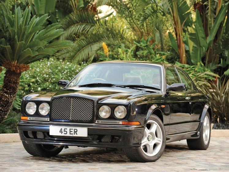 1999 Bentley Continental R Mulliner