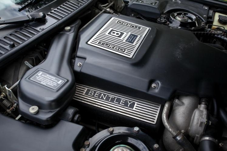 2000 Bentley Continental R Millenium Edition (engine)