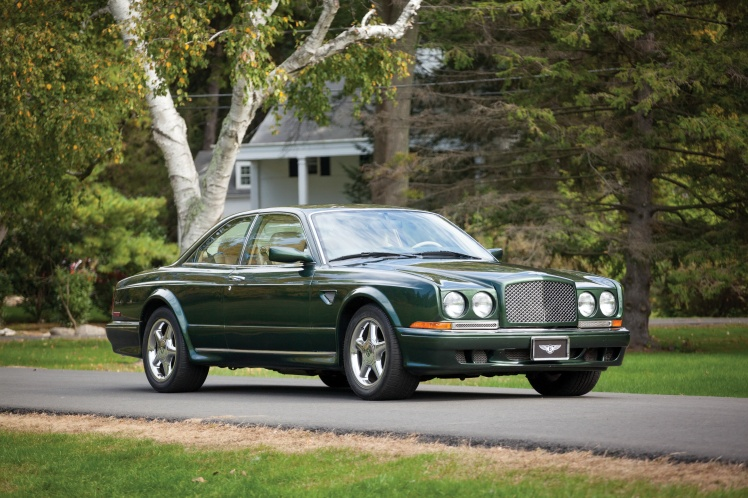 2000 Bentley Continental R Millenium Edition