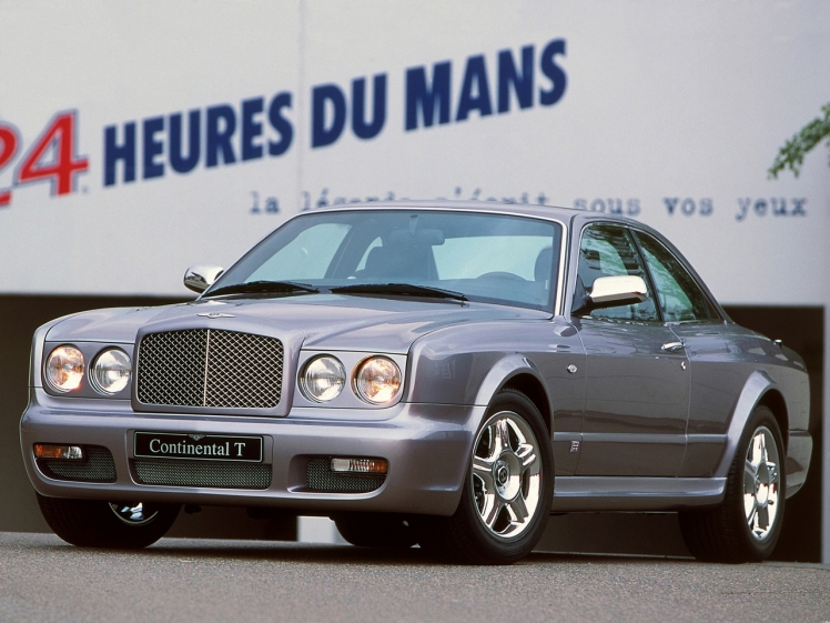 2001 Bentley Continental T Le Mans
