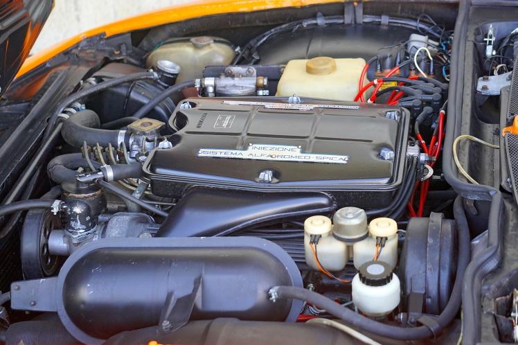 Alfa Romeo Montreal (engine)