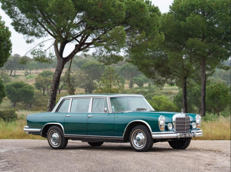 Mercedes Benz 600 by Chapron