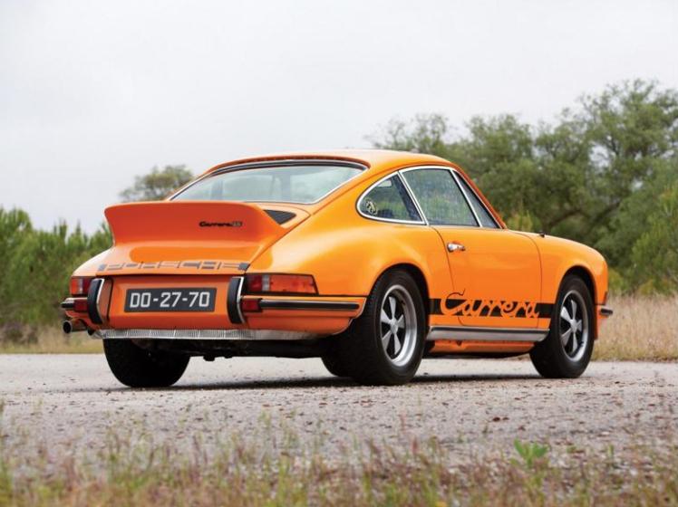 Porsche 2.7 RS (rear)