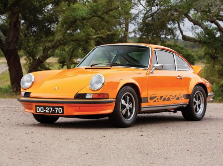 Porsche 2.7 RS