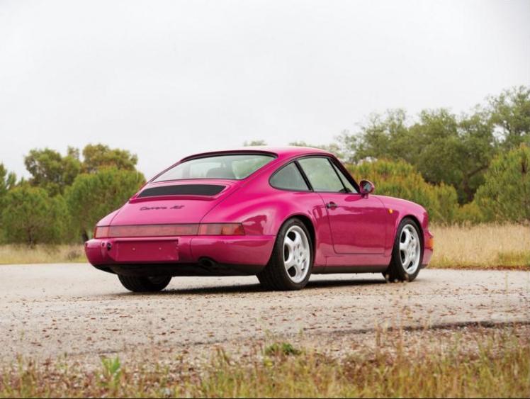 Porsche 946 RS (rear)