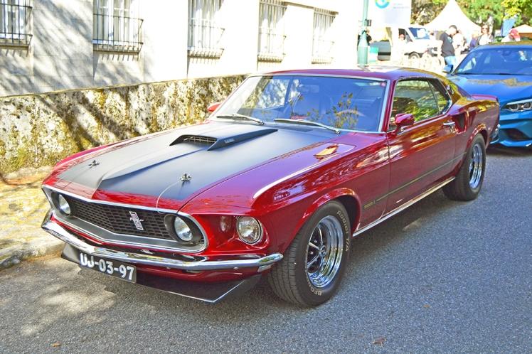 1969 Mustang Mach 1 (1)