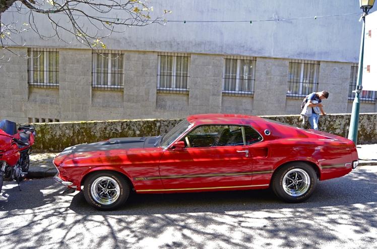 1969 Mustang Mach 1 (2)