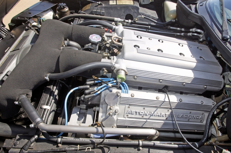 Aston Martin Virage (engine)