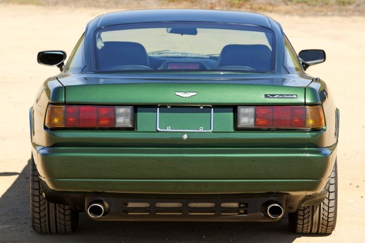 Aston Martin Virage (rear)
