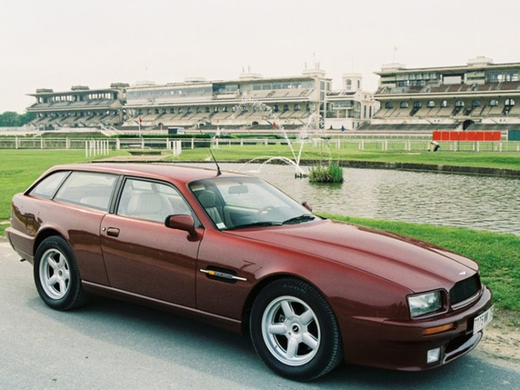 Aston Martin Virage Shooting Break 3 Doors