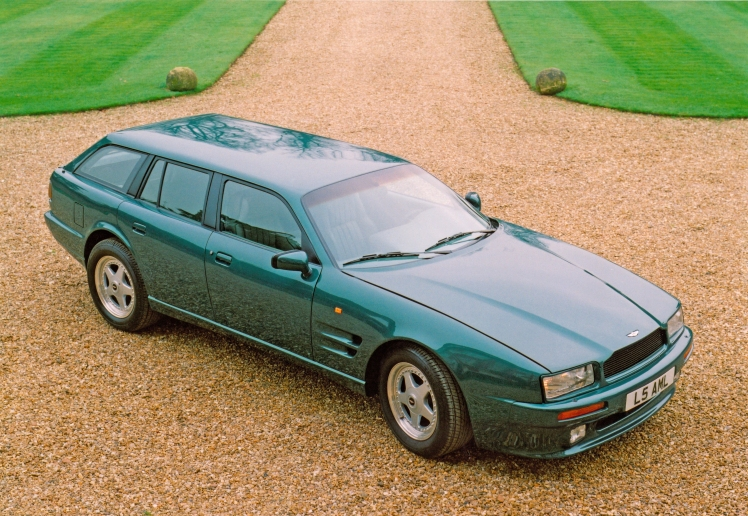 Aston Martin Virage Shooting Break Estate