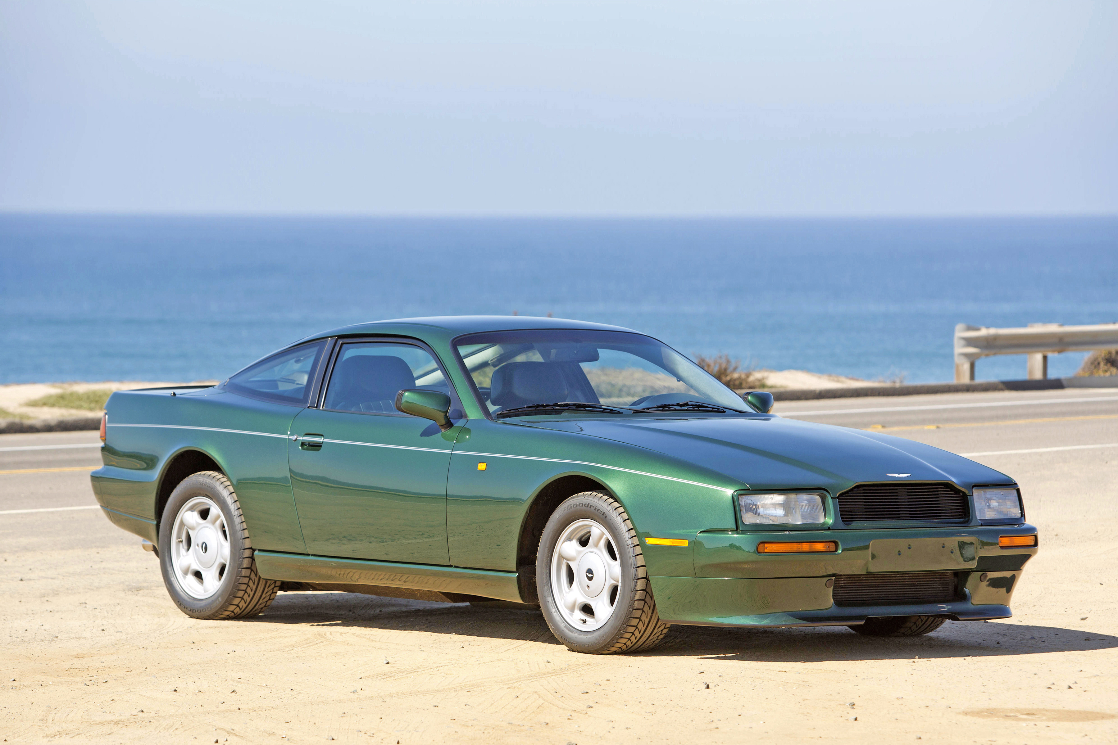 The Aston Martin Virage Rough Around The Edges But Still One Of The Best Automotive Views