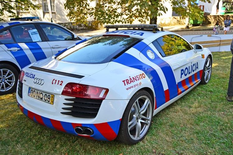 Audi R8 Portuguese Police (2)