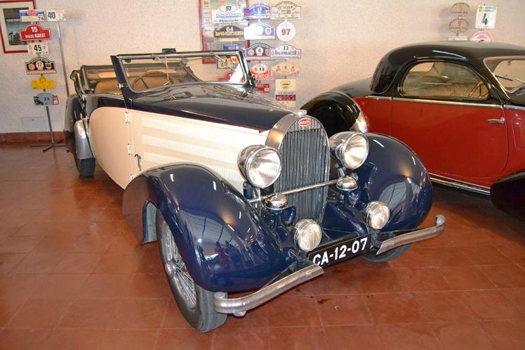 Bugatti Type 57 Stelvio Gangloff