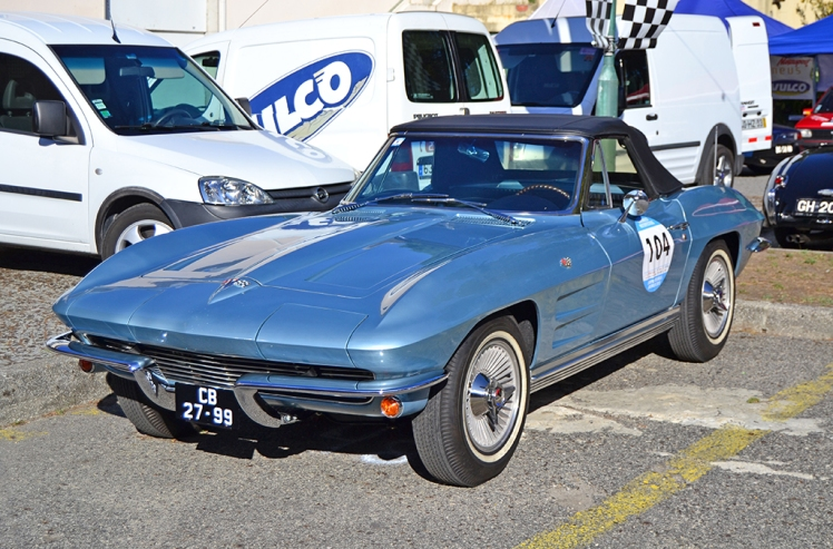 Chevrolet Corvette Stingray C3 (1)