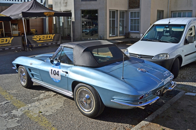 Chevrolet Corvette Stingray C3 (3)