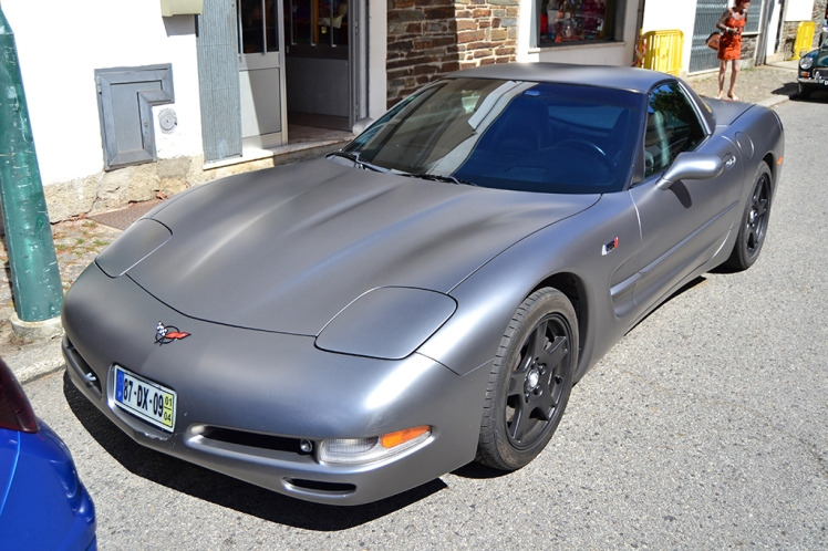 Corvette C5 Targa (1)