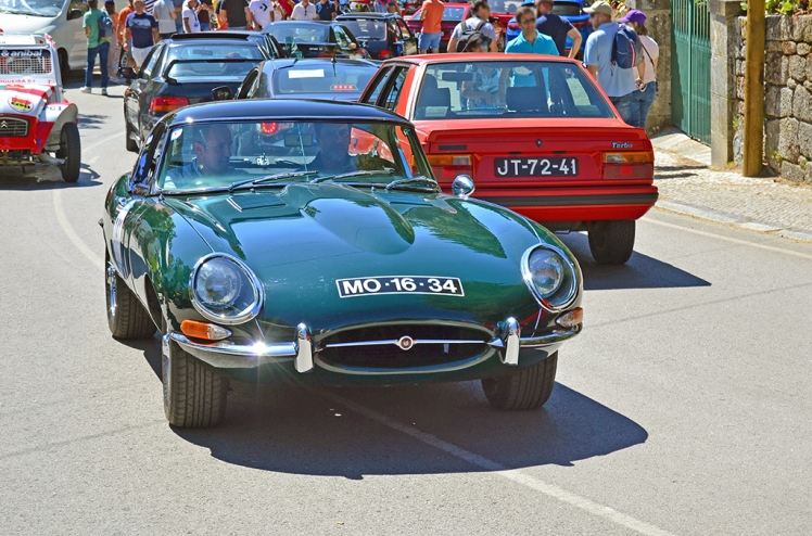 Jaguar E-Type Convertible (3)