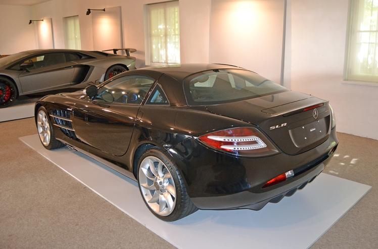 McLarem Mercedes SLR (2)