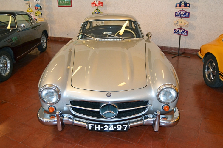 Mercedes 300SL Gullwing (4)