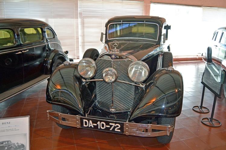 Mercedes Benz 770K Pullman (2)