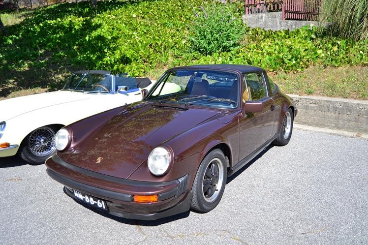 Porsche Targa (1)