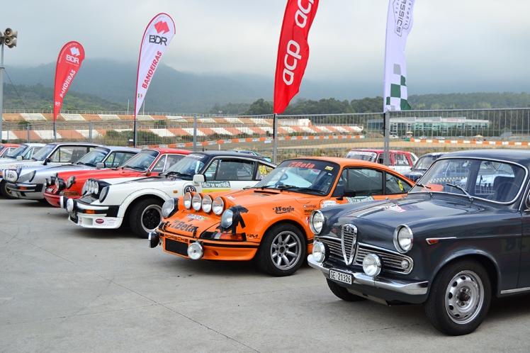 911 Rally Cars