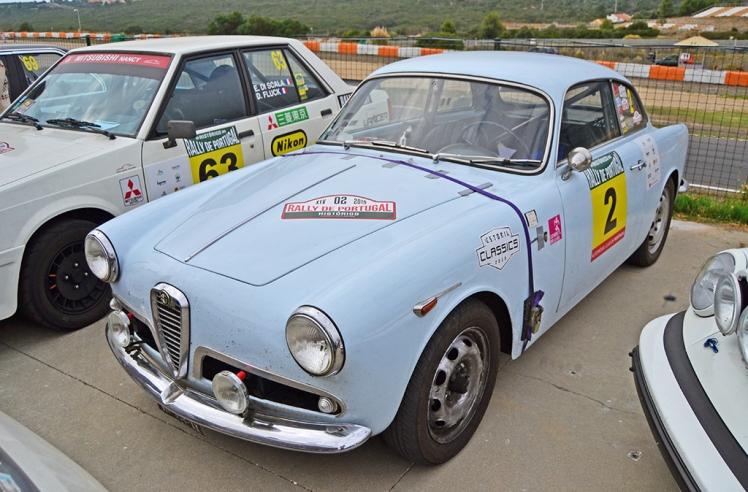 Alfa Romeo Giulietta Spirnt