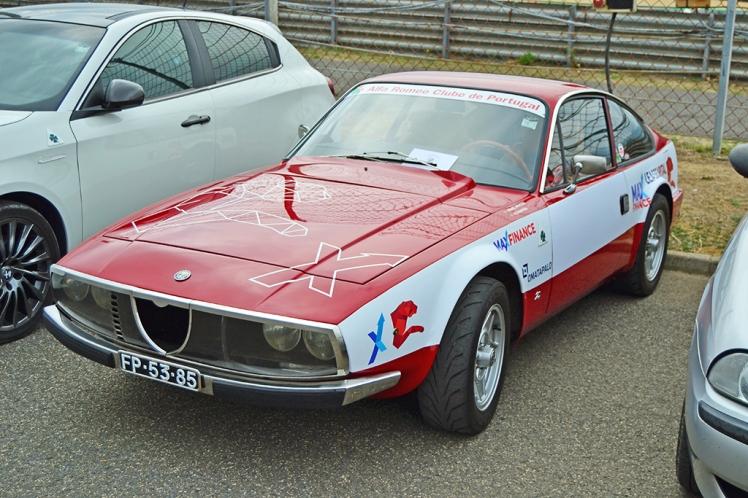 Alfa Romeo Junior 1600 Zagato