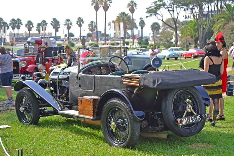 Bentley 3 Litre Tourer (2)