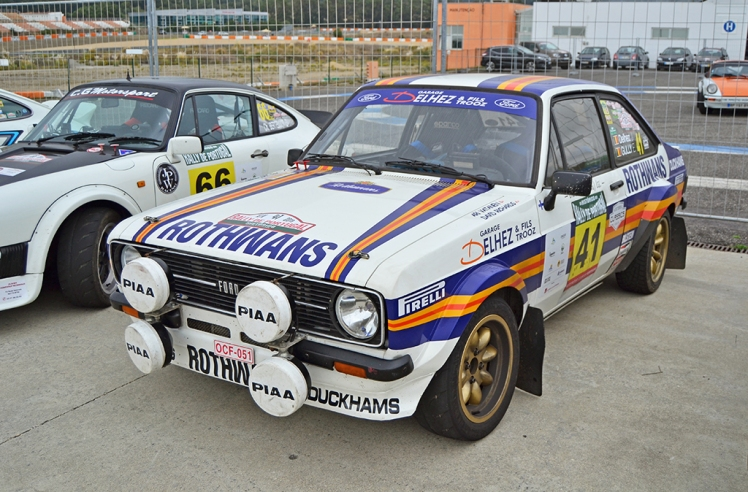 Ford Escort RS1800 Ari Vatanen