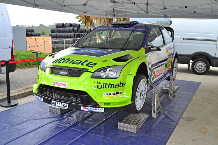 Ford Focus RS Hirvonen