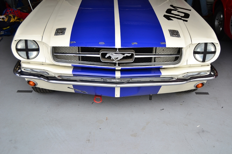 Ford Mustang racer