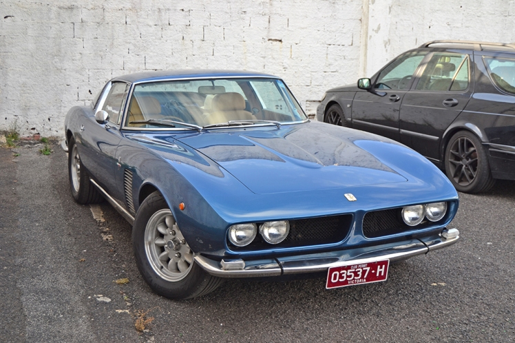 Iso Grifo Series I (2)