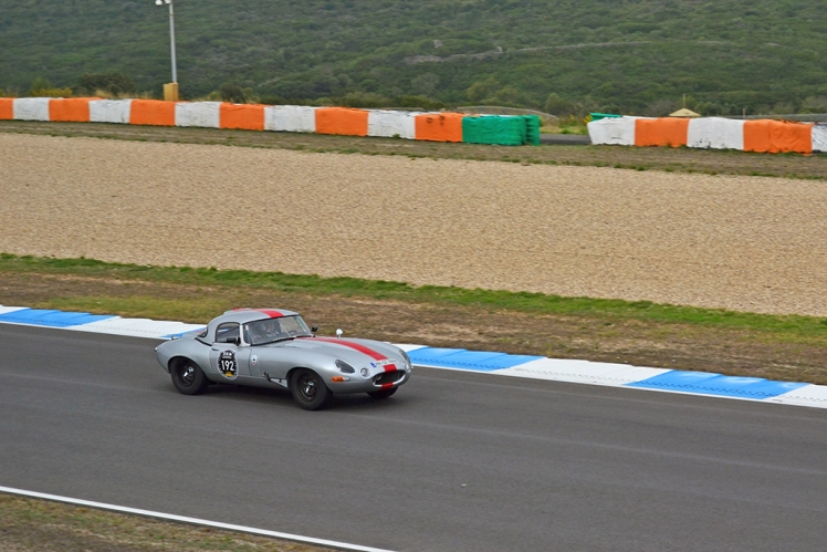 Jaguar E-Type Semi-Lightweight (2)