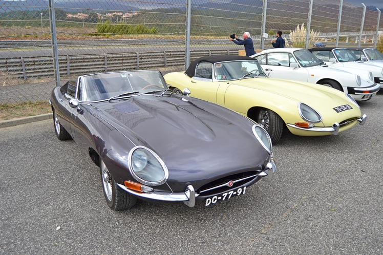 Jaguar E-Type Series 1 Convertible (3)