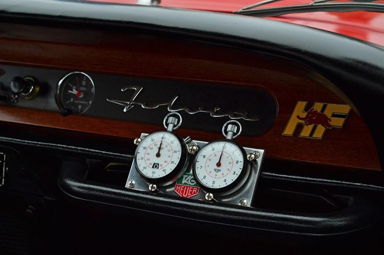 Lancia Fulvia HF (3) Tag Heuer